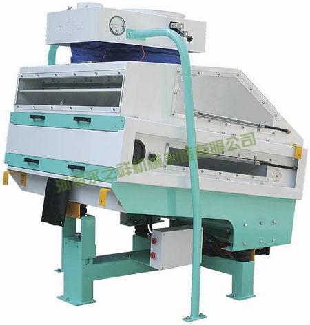 TQSF系列吸式比重去石机