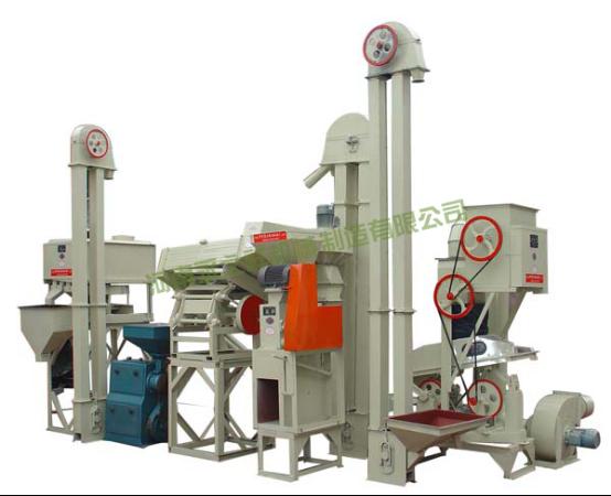 MCTF20吨 成套碾米设备