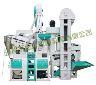 MCTF15吨成套碾米设备